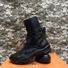 Берцы демисезонные комбат кожа обувь