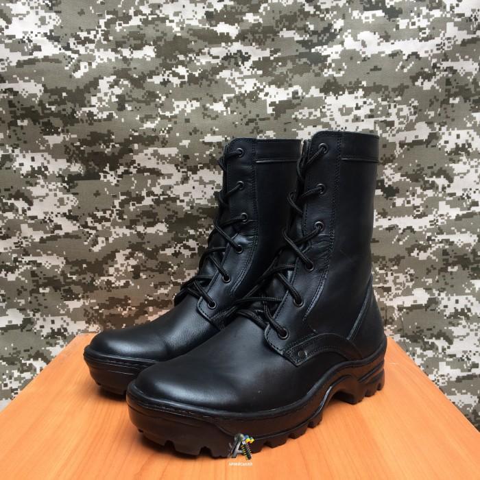 Берци демісезонні комбат шкіра взуття