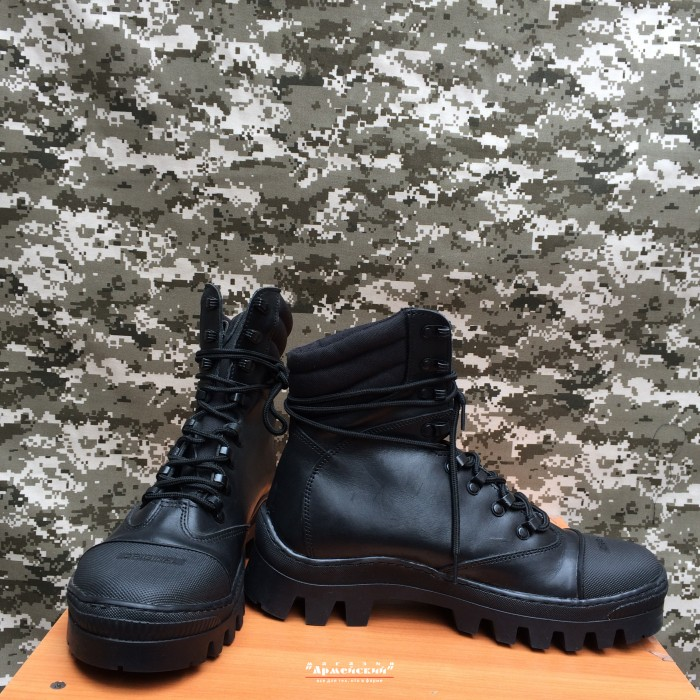 Ботинки ORIGINAL / Черные
