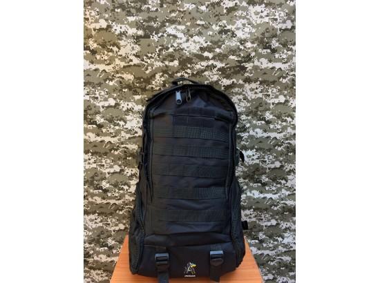 Тактичний рюкзак Черній 30-л