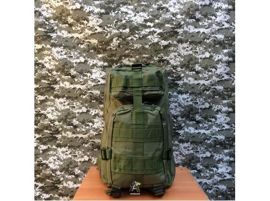 Тактичний рюкзак. Олива 25 л