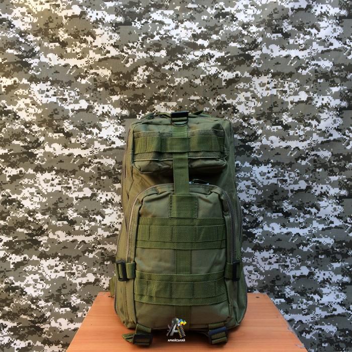 Тактический рюкзак.   Олива 25 л