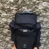 Тактический рюкзак. 60 л / Отделение для оружия / Черный