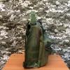 Тактическая сумка-рюкзак на одной лямке / ОЛИВА