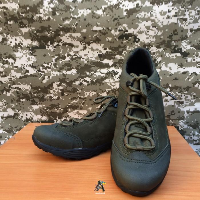 Тактичні кросівки Extreme / ОЛІВА