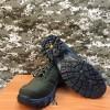 Тактические кроссовки Extreme / Олива, нубук