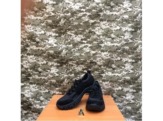 Тактичні замшеві кросівки Extreme / Чорний