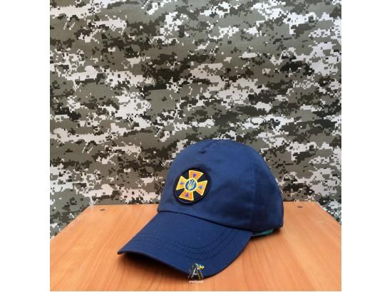 Бейсболка / ДСНС / Кокарда