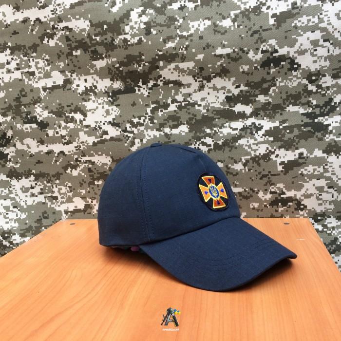 Бейсболка ДСНС /  Ripstop / Кокарда