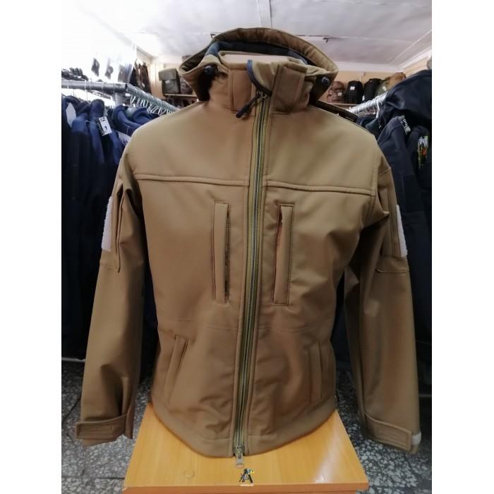Куртка softshell колір койот