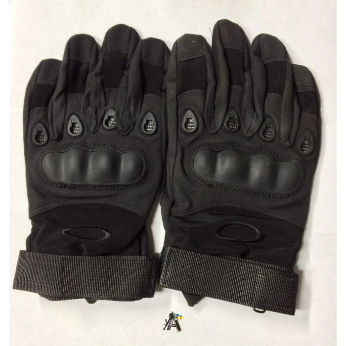 Перчатки тактические / Черные