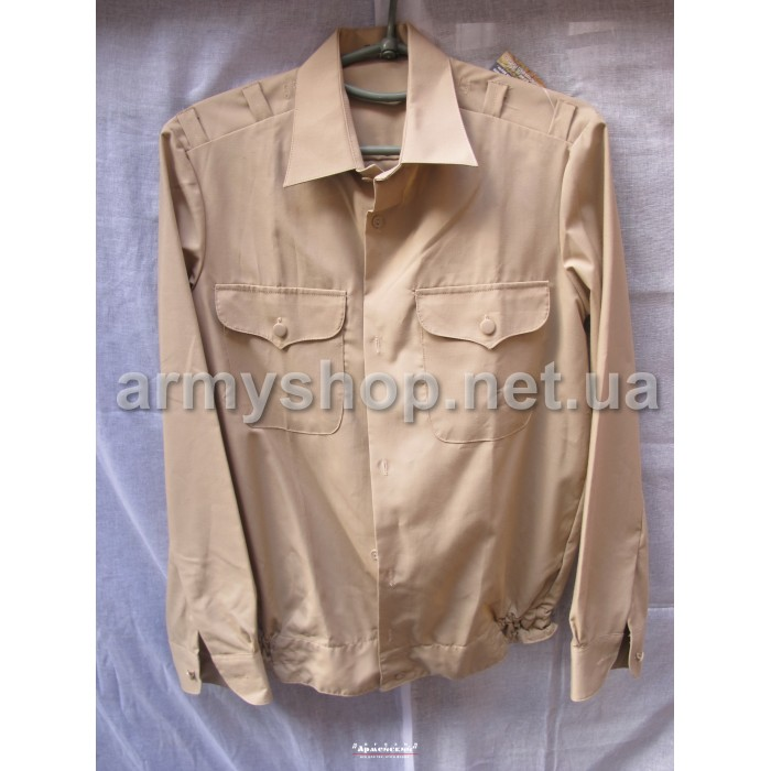 Рубашка МЧС, длинный рукав