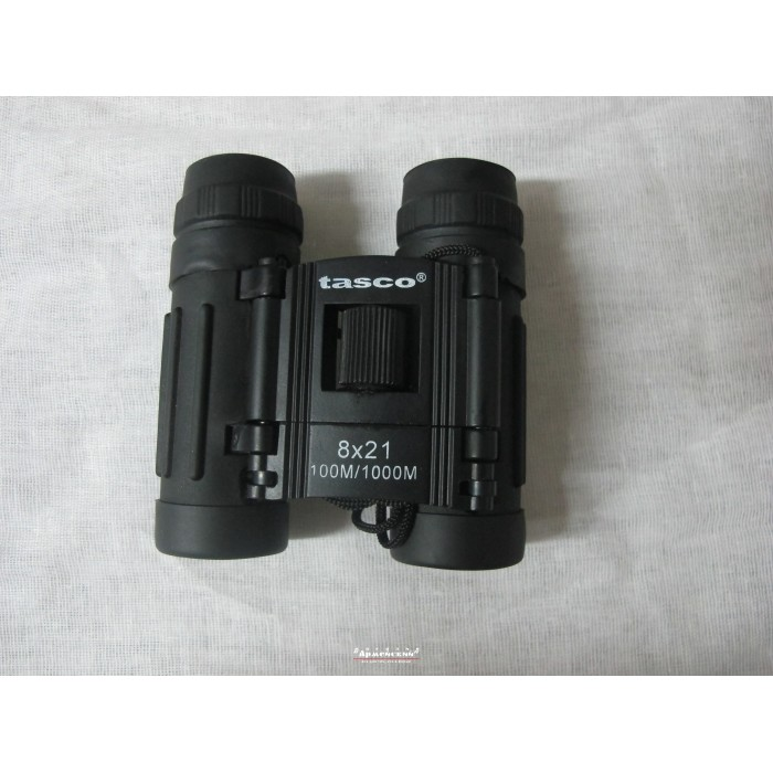 Бинокль Tasco 8х25 черный