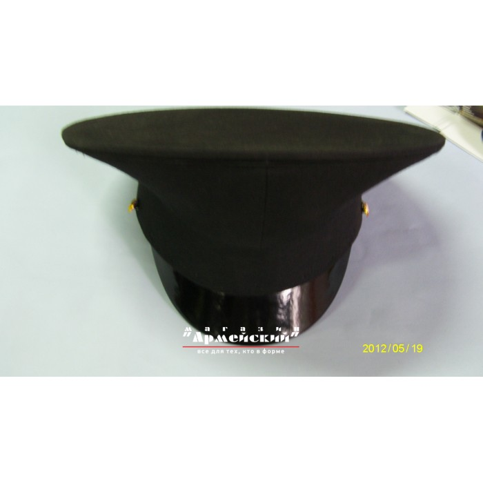 кашкет виконавча служба чорна