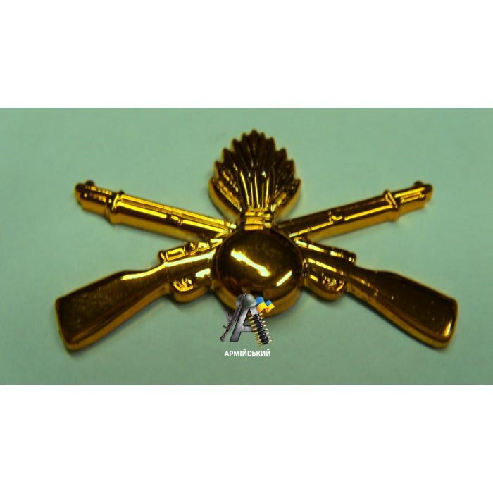 Емблема берегової охорони золота, нового зразка