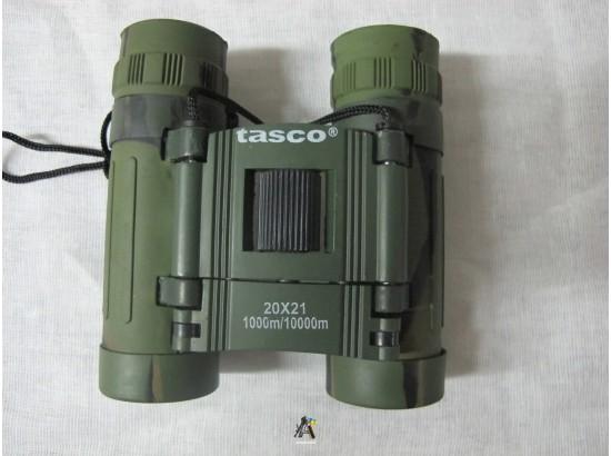 Бинокль Tasco 8х25 зеленый