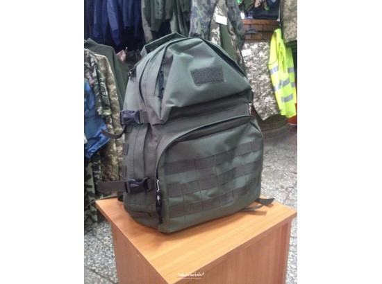 Рюкзак 40 л олива