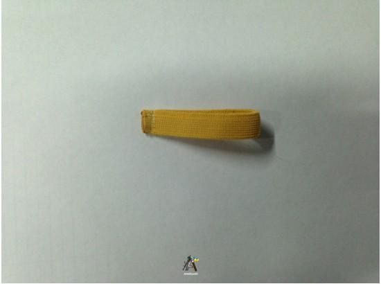 Лички гумка вузька жовта і зелена