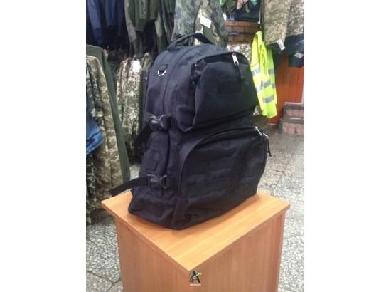 Рюкзак 40 л чорний