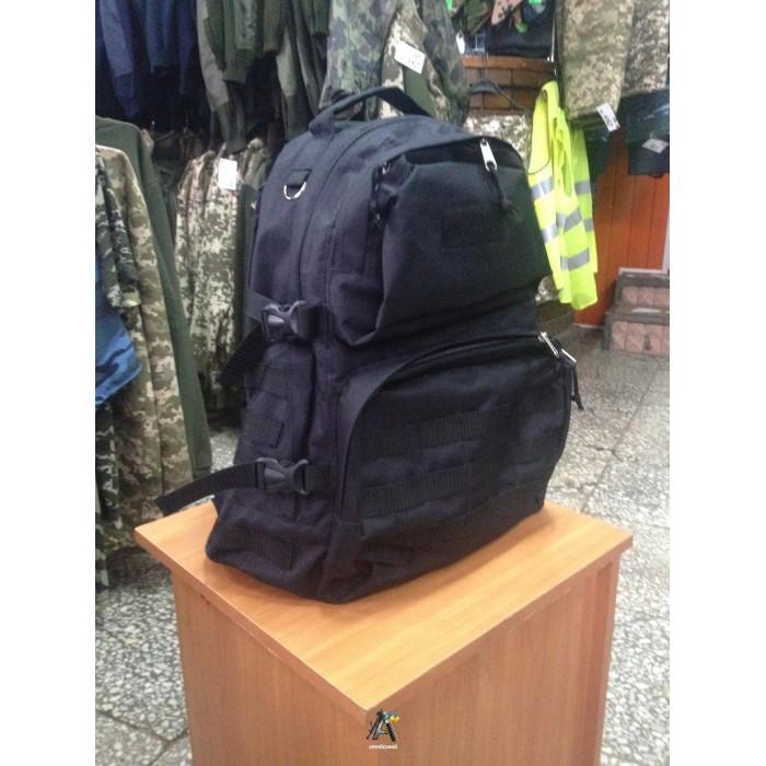 Рюкзак 40 л черный