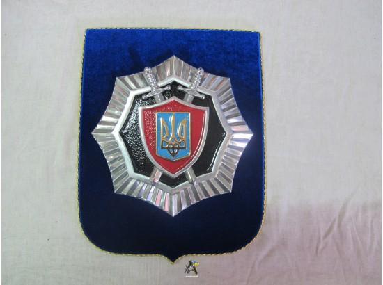 Эмблема МВД