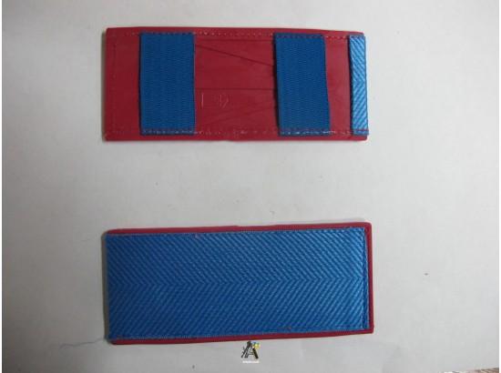 погони МВС блакитні (на сорочку) рядовий склад