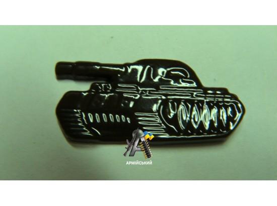 Эмблема танковых войск полевая, нового образца