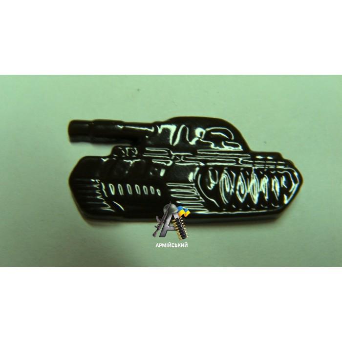 Емблема танкових військ польова, нового зразка