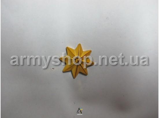 Звезда казачья, золотая 2