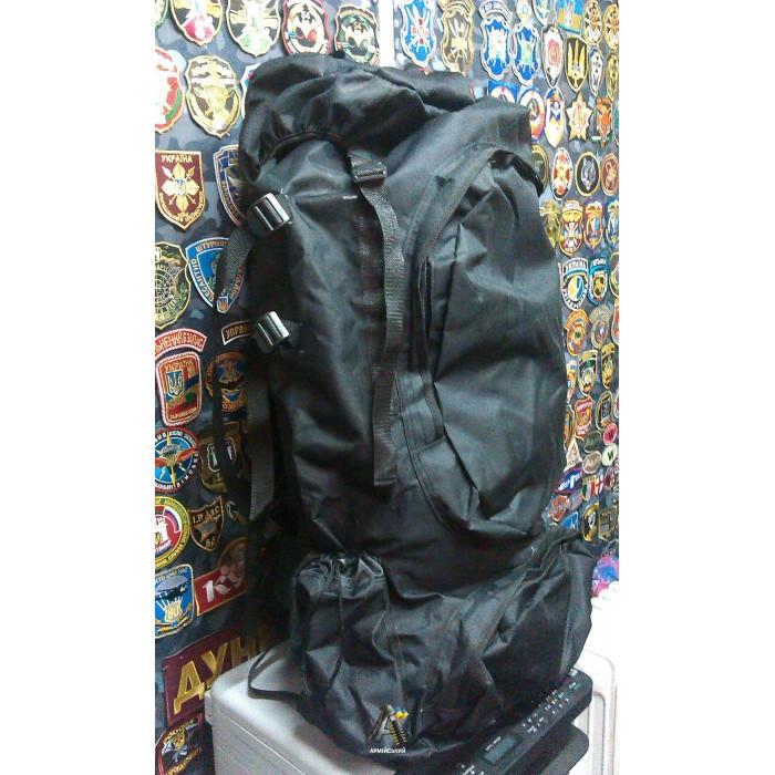 Рюкзак чорний 90 л