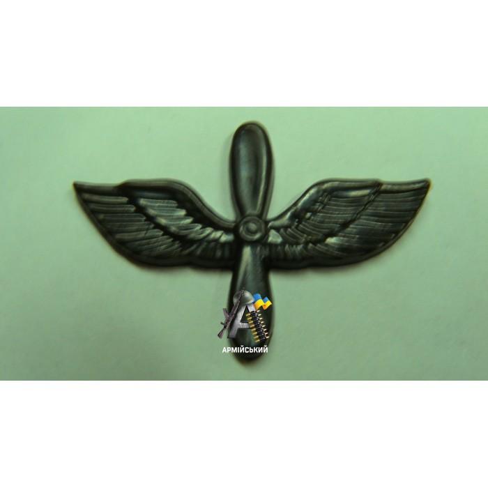 Емблема авіа польова, нового зразка