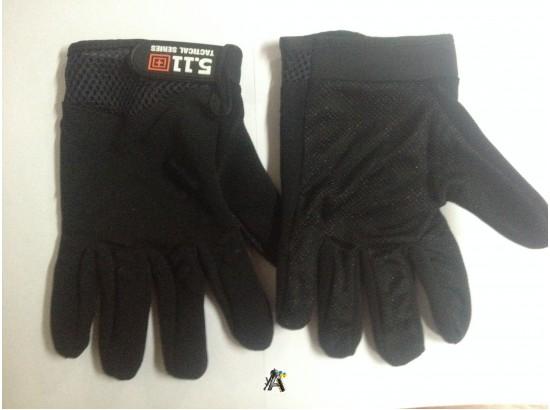 Перчатки демисезонные 511 черные