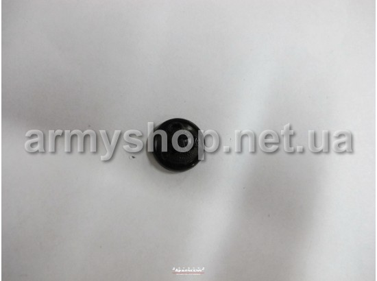 Пуговица ВМФ маленькая, черная