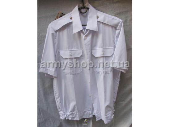 Сорочка МВС біла, короткий рукав