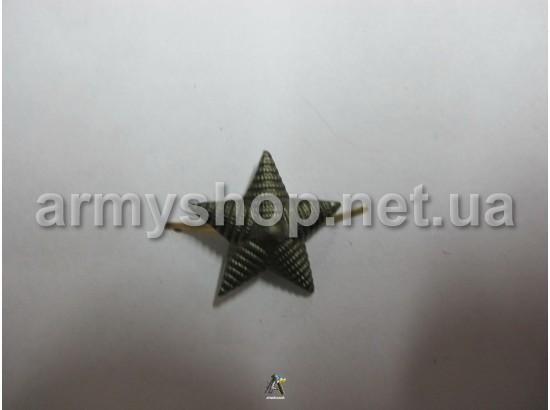 Звезда большая, полевая, Украинская, металлическая