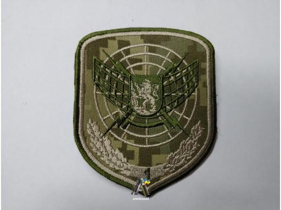 Шеврон 1 бригада
